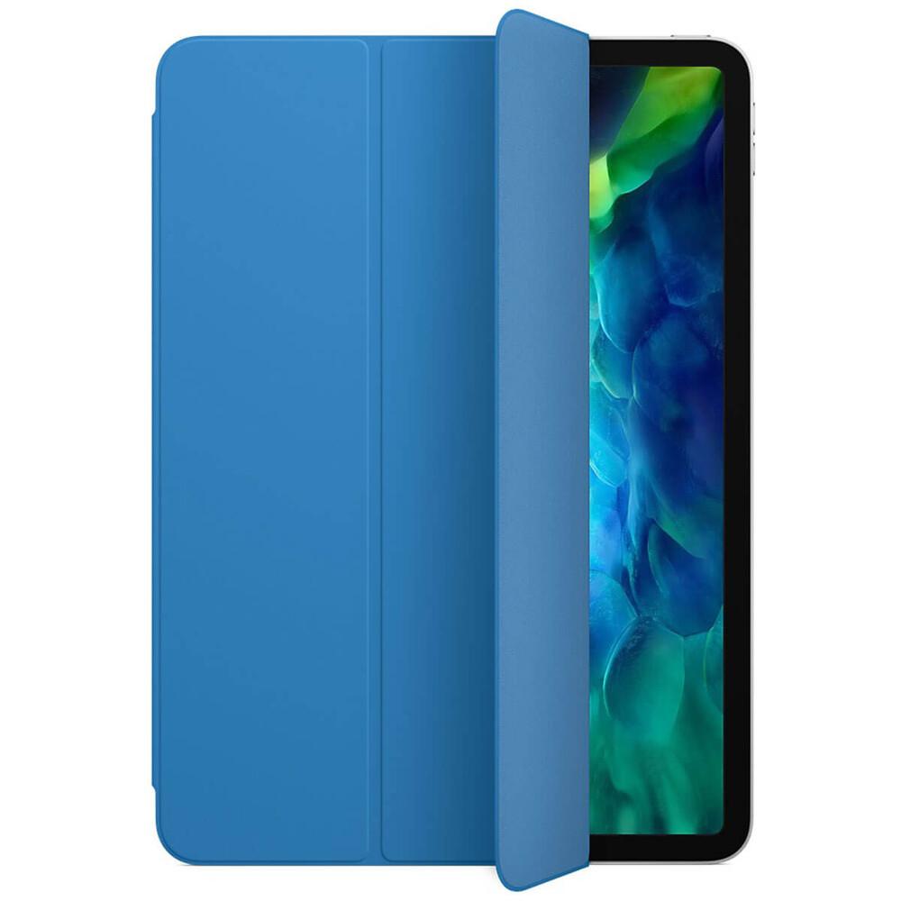 """Чехол-обложка iLoungeMax Smart Folio Surf Blue OEM (MXT62) для iPad Pro 11"""" M1 (2021   2020) (Витринный образец)"""