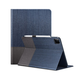 Купить Чехол-книжка для iPad Pro 11″ (2020) ESR Urban Blue Gray