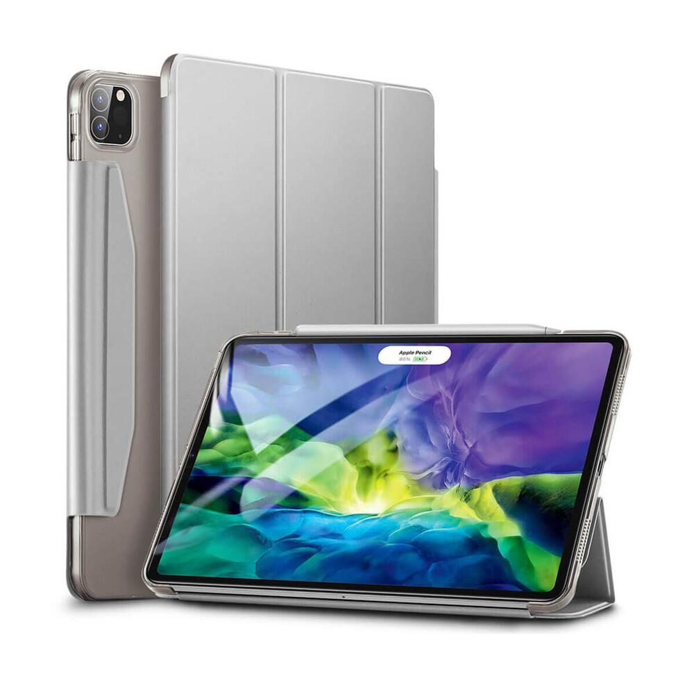 """Купить Чехол-книжка ESR Yippee Trifold Silver Gray для iPad Pro 11"""" (2020)"""