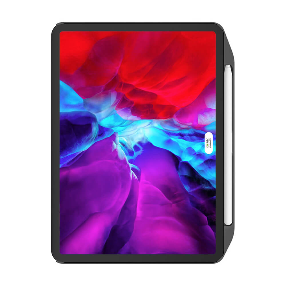 "Купить Чехол для Apple iPad Pro 11"" (2020) SwitchEasy CoverBuddy Dark Gray с держателем для Apple Pencil"
