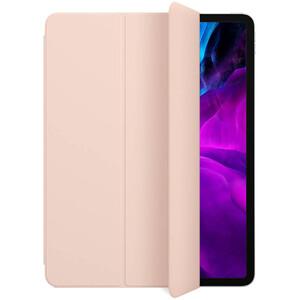 """Купить Чехол для iPad Pro 12.9"""" (2020/2018) Apple Smart Folio Pink Sand (MXTA2)"""
