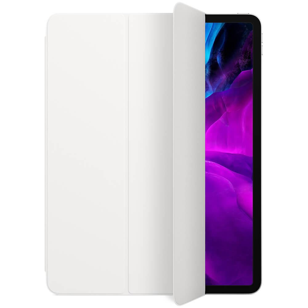 "Купить Чехол Apple Smart Folio White для iPad Pro 12.9"" (2021   2020   2018) (MJMH3)"