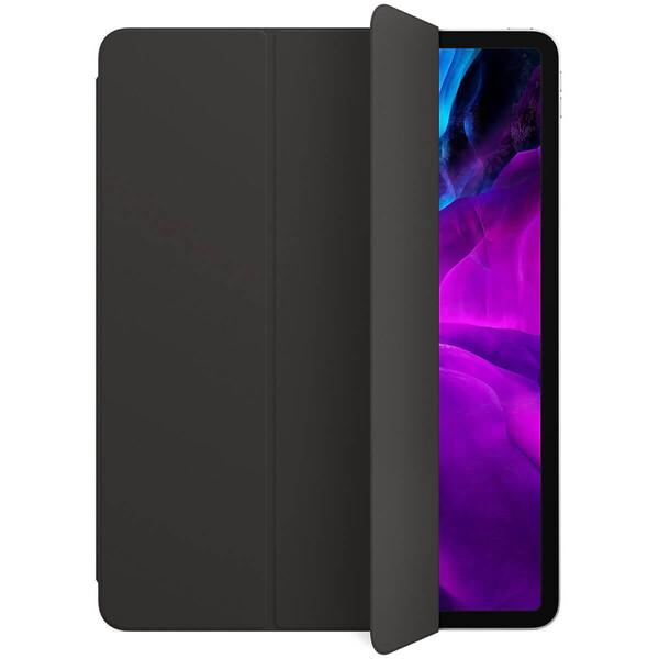 "Чехол-обложка для iPad Pro 12.9"" (2020) iLoungeMax Smart Folio Black OEM (MXT92)"