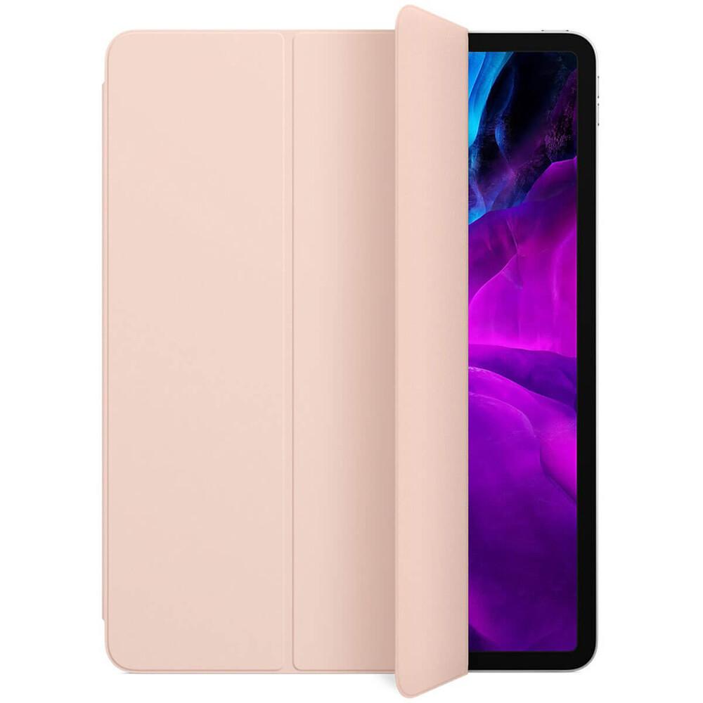 """Купить Чехол-обложка для iPad Pro 12.9"""" (2020) oneLounge Smart Folio Pink Sand OEM (MXTA2)"""
