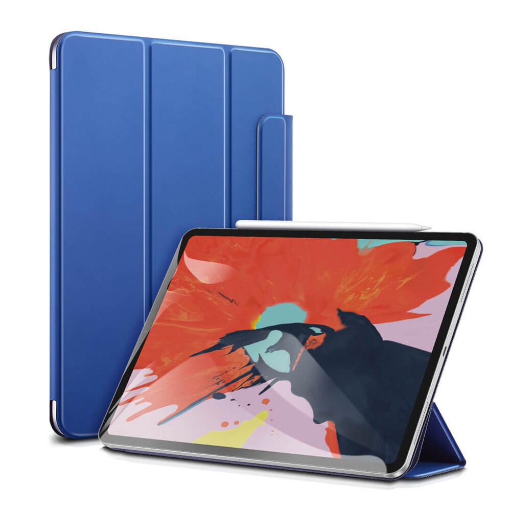 "Чехол-книжка ESR Rebound Magnetic Blue для iPad Pro 12.9"" (2020)"