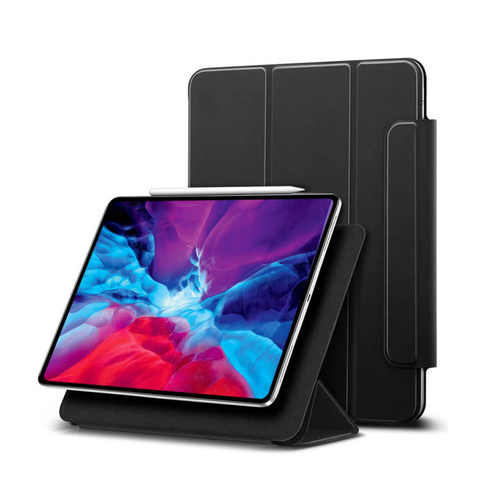"Чехол-книжка ESR Rebound Magnetic Black для iPad Pro 12.9"" (2020)"
