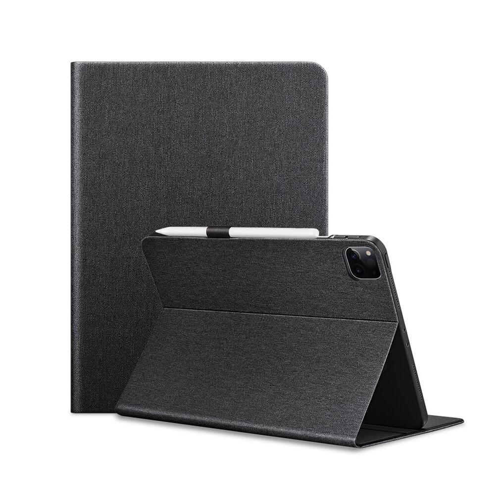 """Чехол-книжка ESR Urban Premium Black для iPad Pro 12.9"""" (2020)"""
