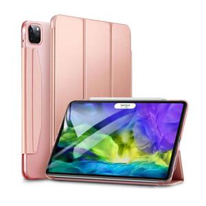 """Купить Чехол-книжка ESR Yippee Trifold Rose Gold для iPad Pro 12.9"""" (2020)"""