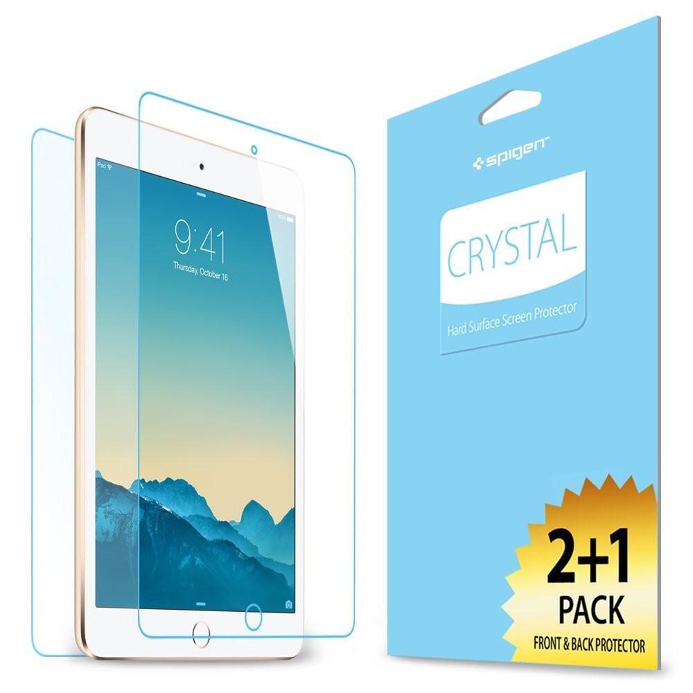 Защитная пленка Spigen Crystal для iPad mini 1/2/3