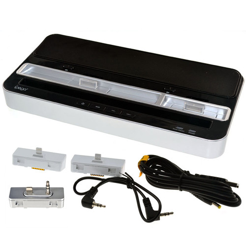 Программа для Iphone Ipad Ipod: Док-станция IPega с динамиком для IPhone/iPad/iPod/Mobile