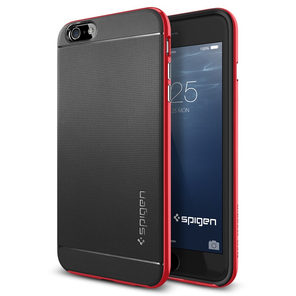 Чехол Spigen Neo Hybrid Dante Red для iPhone 6 Plus/6s Plus