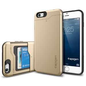 Купить Чехол Spigen Slim Armor CS Champagne Gold для iPhone 6 Plus/6s Plus