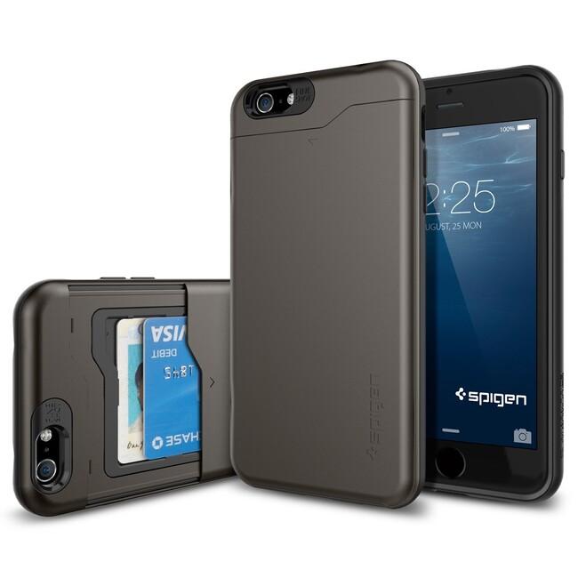 Чехол Spigen Slim Armor CS для iPhone 6/6 Plus