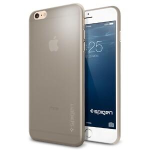 Купить Чехол Spigen AirSkin Champagne для iPhone 6/6s Plus