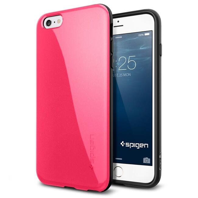 Чехол Spigen Capella Azalea Pink для iPhone 6/6s Plus