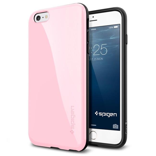 Чехол Spigen Capella Pink для iPhone 6/6s Plus