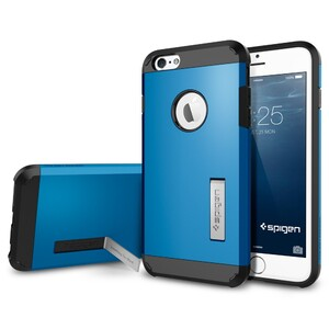 Купить Чехол Spigen Tough Armor Electric Blue для iPhone 6/6s Plus