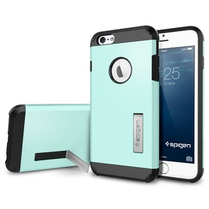 Купить Чехол Spigen Tough Armor Mint для iPhone 6/6s Plus