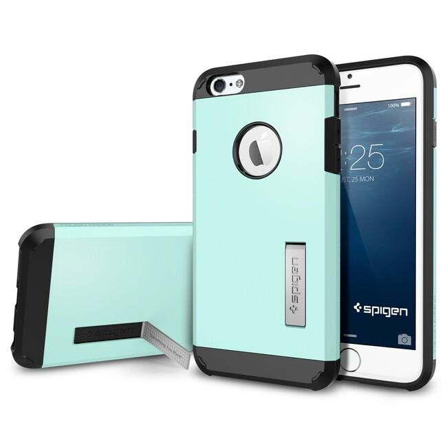 Чехол Spigen Tough Armor Mint для iPhone 6/6s Plus