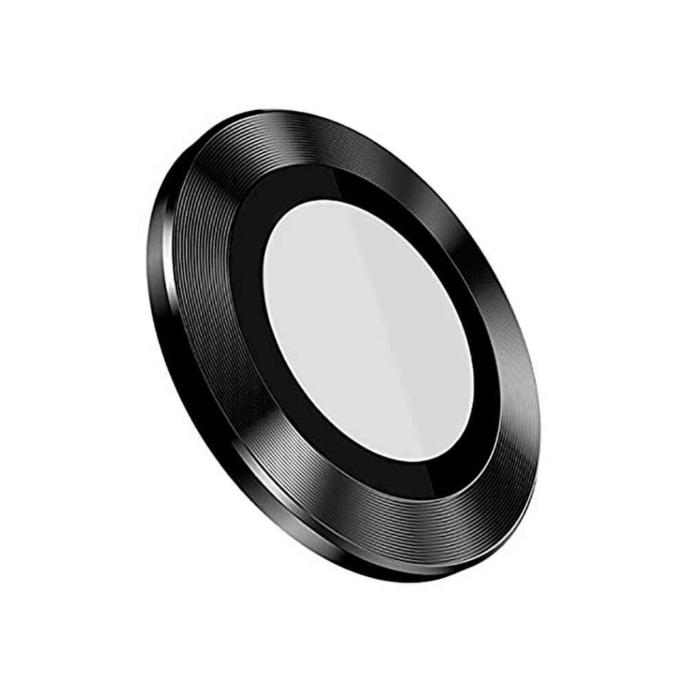 Купить Защитное стекло для камеры iPhone 11 Nillkin CLRFilm Tempered Glass Black (1 шт.)