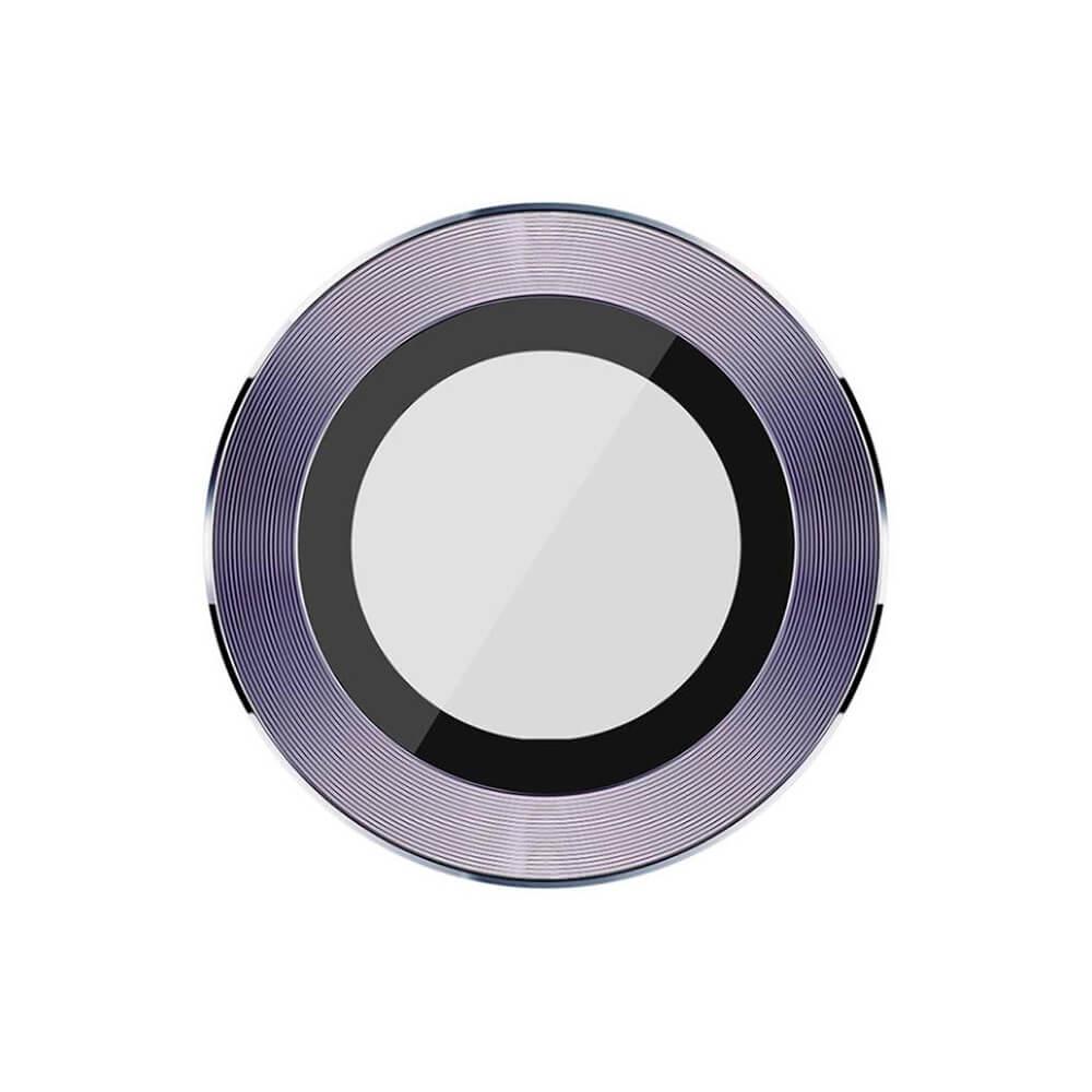 Купить Защитное стекло для камеры iPhone 11 Nillkin CLRFilm Tempered Glass Purple (1 шт.)