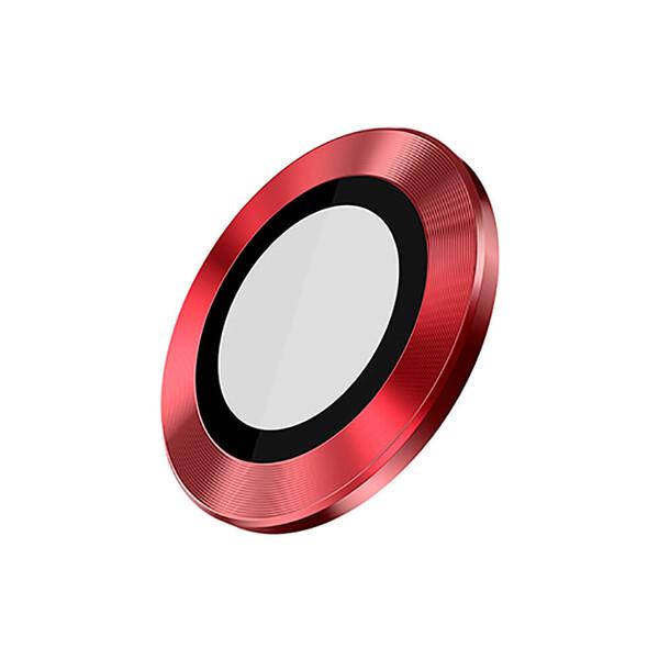 Защитное стекло для камеры iPhone 11 Nillkin CLRFilm Tempered Glass Red (1 шт.)