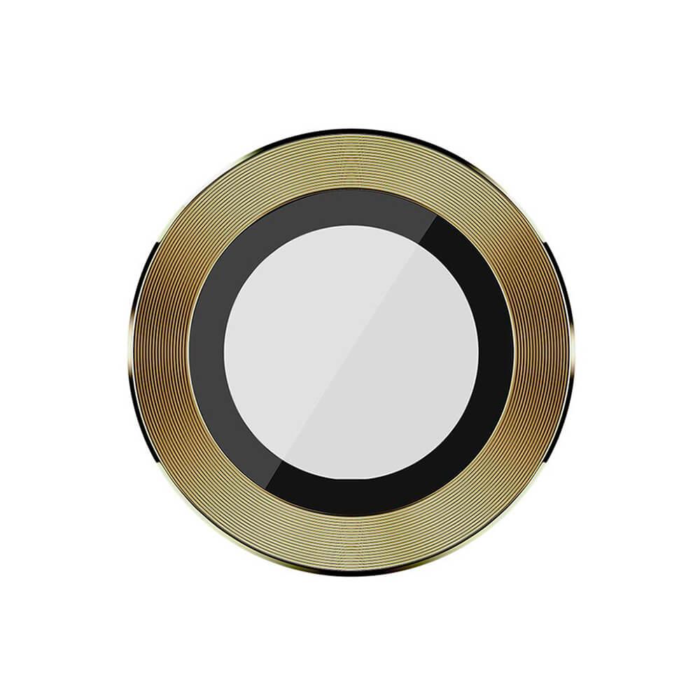 Купить Защитное стекло для камеры iPhone 11 Nillkin CLRFilm Tempered Glass Yellow (1 шт.)