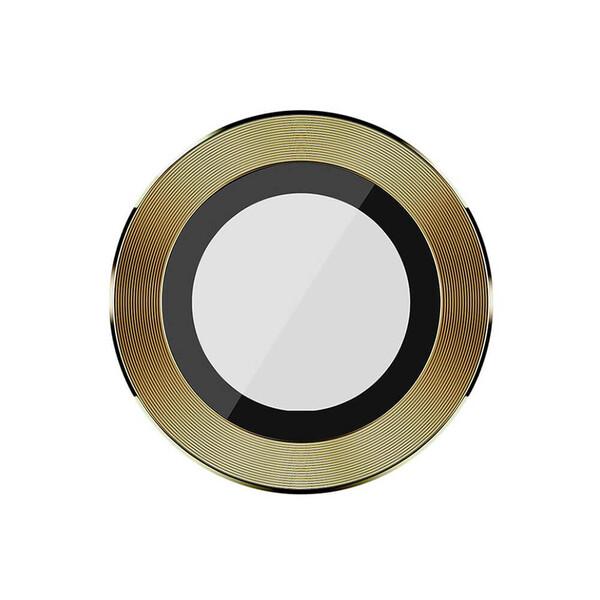 Защитное стекло для камеры iPhone 11 Nillkin CLRFilm Tempered Glass Yellow (1 шт.)