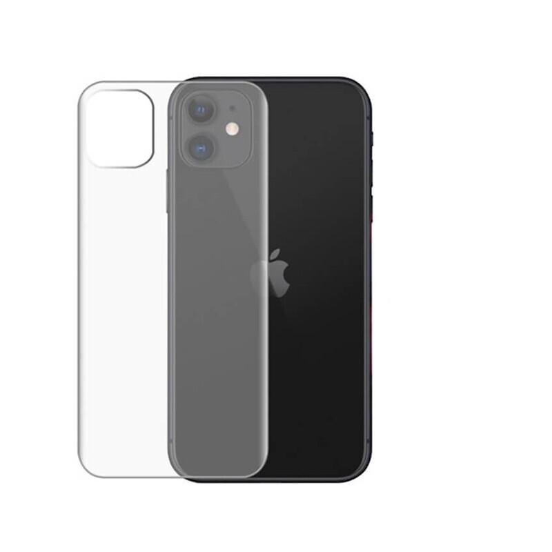 Матовая задняя защитная гидрогелевая пленка для iPhone 11 iLoungeMax Hydrogel Film Matte
