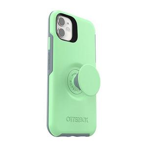 Купить Чехол-подставка (с попсокетом) для iPhone 11 OtterBox Pop Symmetry Series Case Mint to Be