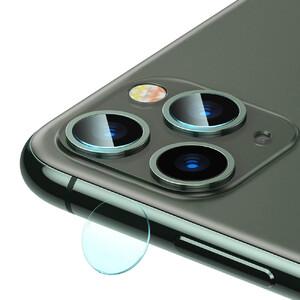 Купить Защитная пленка на камеру для iPhone 11 Pro/Pro Max Baseus Gem Lens Film