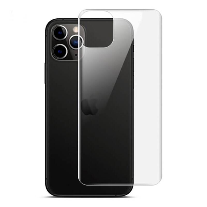 Задняя защитная гидрогелевая пленка для iPhone 11 Pro Max iLoungeMax Hydrogel Film
