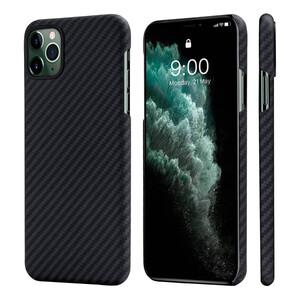 Купить Противоударный чехол для iPhone 11 Pro Max Pitaka MagEZ Black/Grey