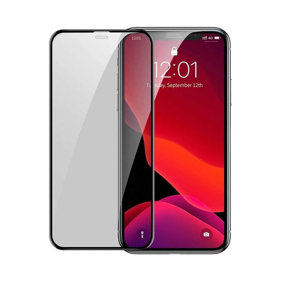 Купить Защитное стекло антишпион для iPhone 11 Pro Max | XS Max Baseus Curved Privacy (2 Pack)