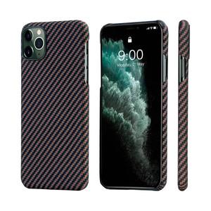 Купить Противоударный чехол для iPhone 11 Pro Pitaka MagEZ Black/Gold