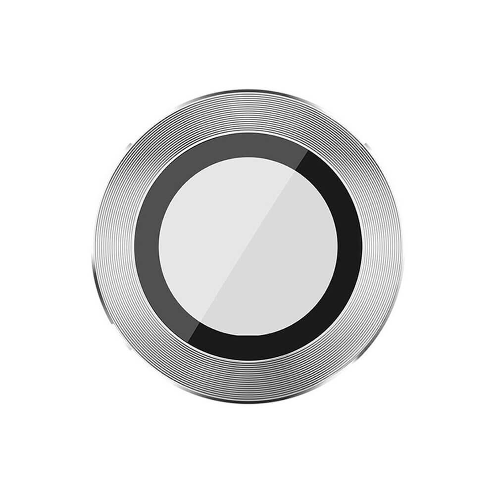 Купить Защитное стекло для камеры iPhone 11 Pro | Pro Max Nillkin CLRFilm Tempered Glass Silver (1 шт.)