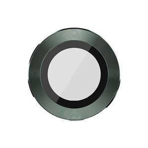 Купить Защитное стекло для камеры iPhone 11 Pro/Pro Max Nillkin CLRFilm Tempered Glass Midnight Green (1 шт.)