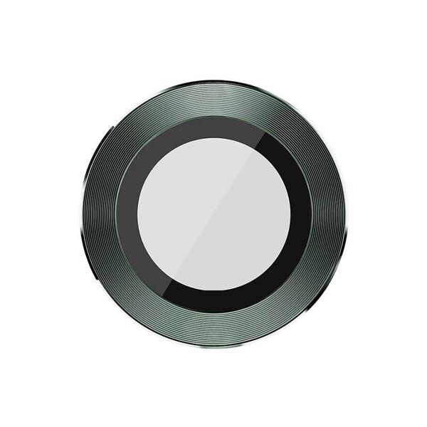 Защитное стекло для камеры iPhone 11 Pro | Pro Max Nillkin CLRFilm Tempered Glass Midnight Green (1 шт.)