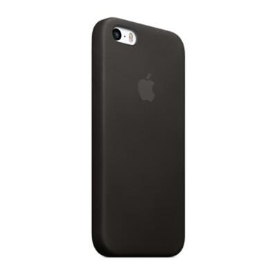 Чехол Apple Case OEM для iPhone 5/5S/SE Black