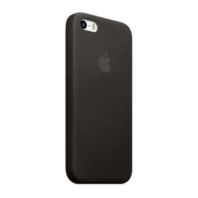 Чехол Apple Case OEM для iPhone 5/5S/SE Black