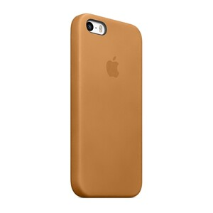 Купить Чехол Apple Case (MF041) для iPhone 5/5S/SE Brown