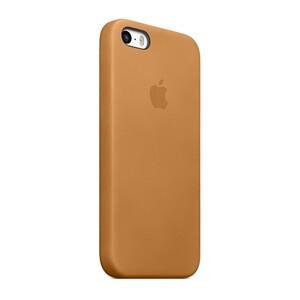 Купить Чехол Apple Case (MF041) для iPhone 5/5S/SE Brown