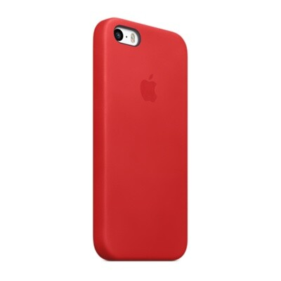 Чехол Apple Case OEM для iPhone 5/5S/SE RED PRODUCT