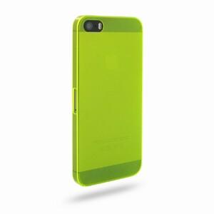 Купить Ультратонкий салатовый чехол O'Thinner 0.2mm для iPhone 5/5S/SE