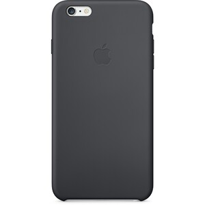 Купить Чехол Apple Silicone Case Black (MKXJ2) для iPhone 6/6s Plus