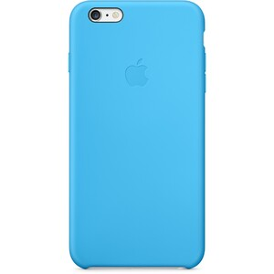 Купить Чехол Apple Silicone Case Blue для iPhone 6/6s Plus