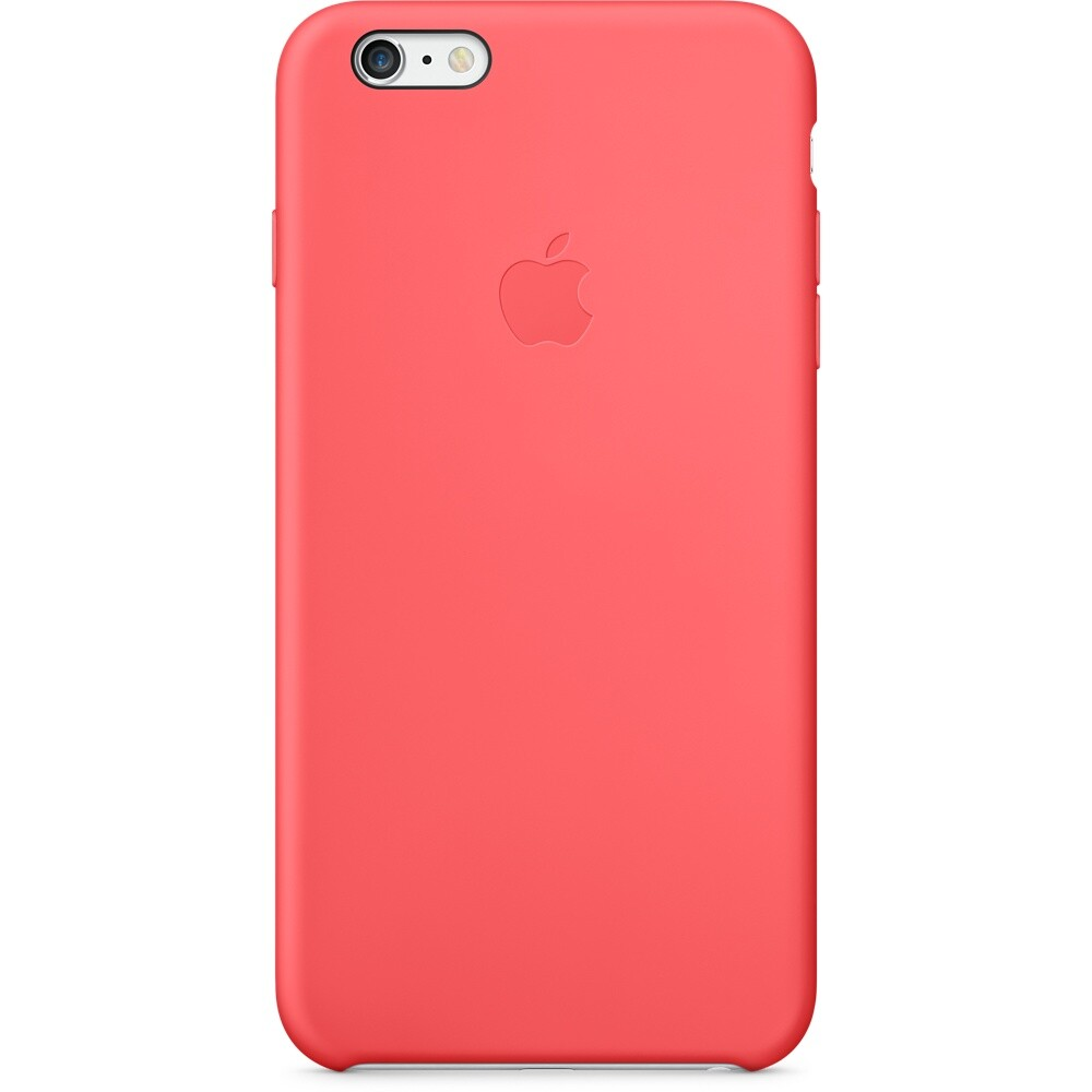Чехол Apple Silicone Case Pink (MGXX2) для iPhone 6/6s Plus