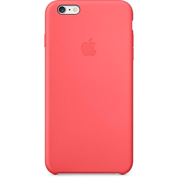 Силиконовый чехол Apple Silicone Case Pink (MGXW2) для iPhone 6 Plus | 6s Plus