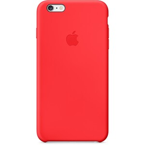 Купить Чехол Apple Silicone Case (PRODUCT) RED для iPhone 6/6s Plus