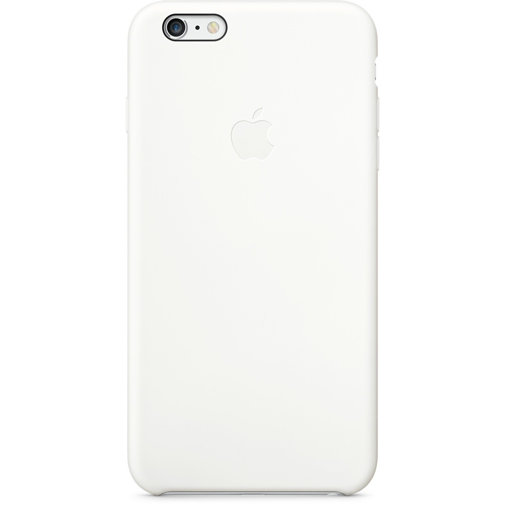 Чехол Apple Silicone Case White для iPhone 6 Plus/6s Plus